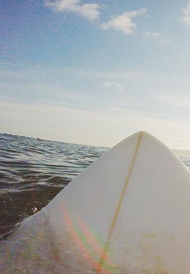 Surf à Siargao aux Philippines