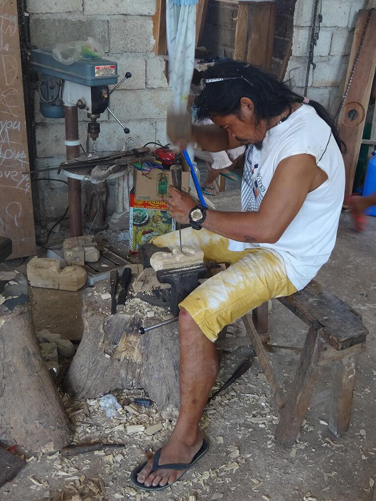 Artisanat aux Philippines