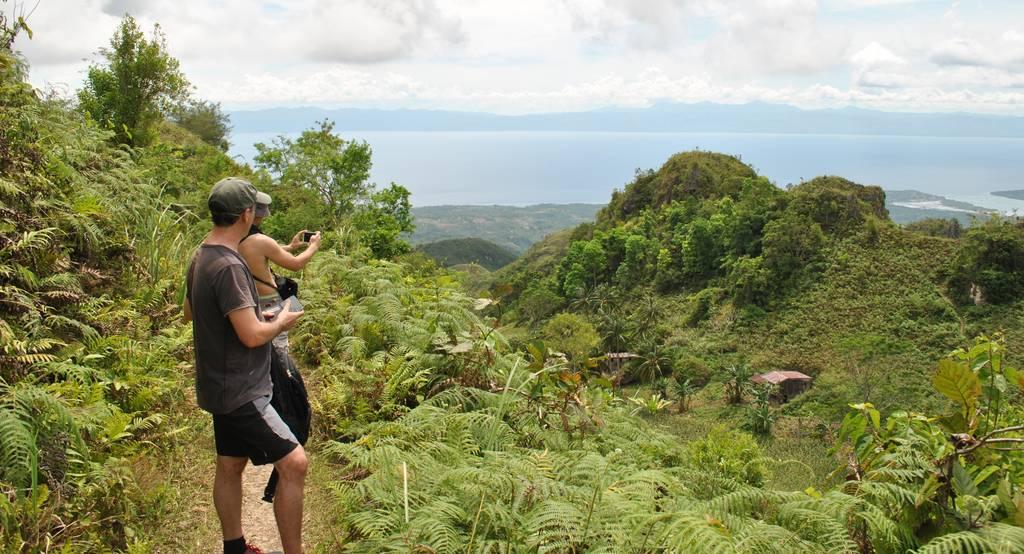 Treks et balades aux Philippines