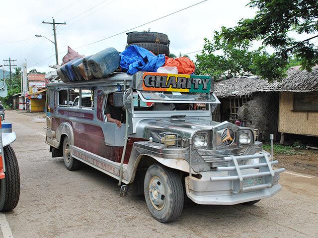 Bus Philippin