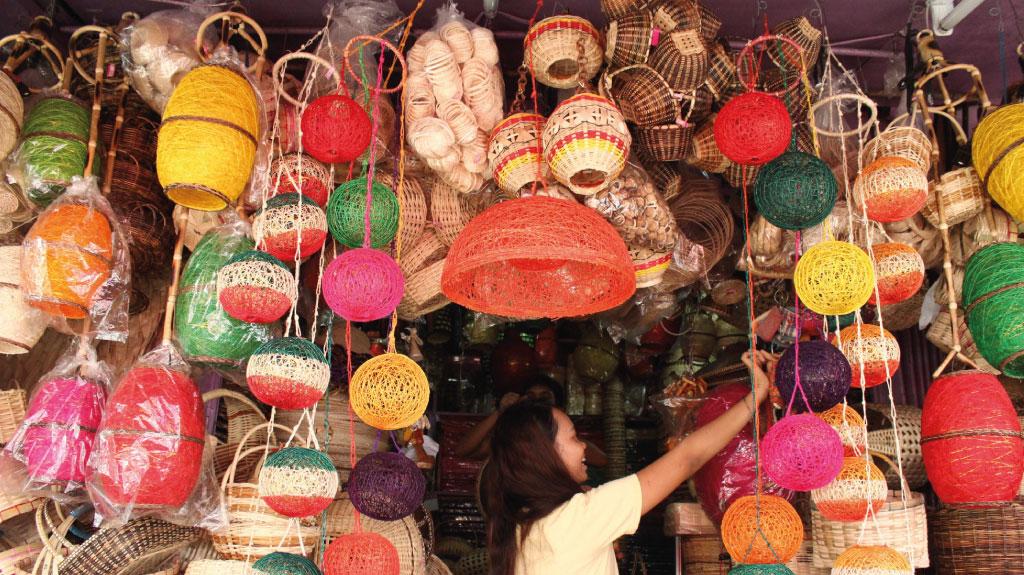 Les marchés Philippins