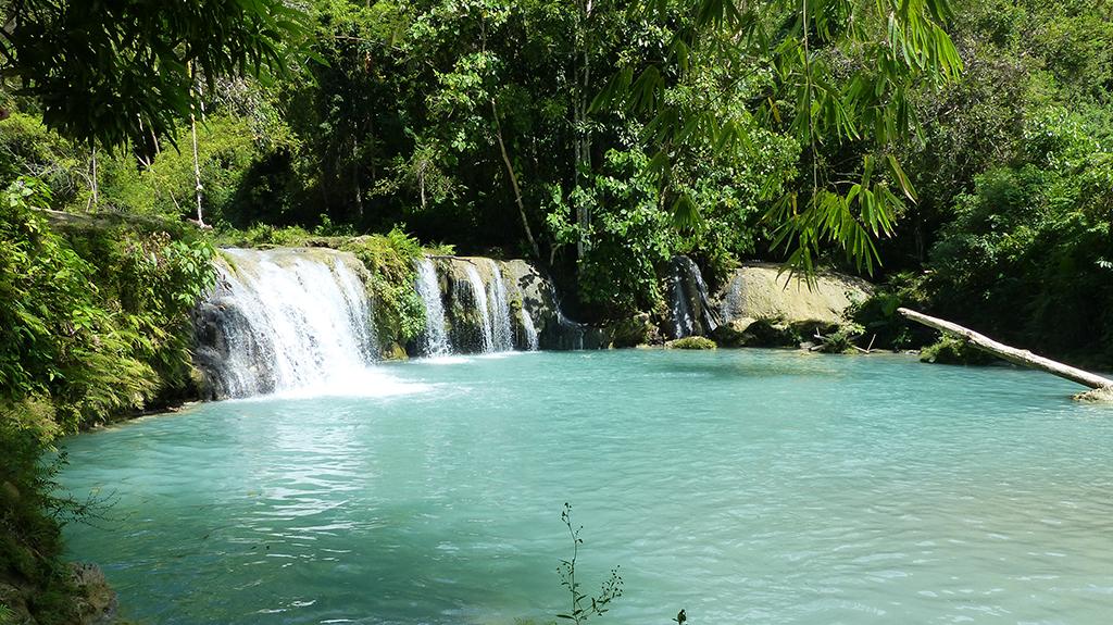 Les plus belles cascades des Philippines