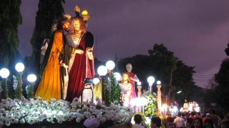 La fête de Pâques, un moment fort pour les Philippins