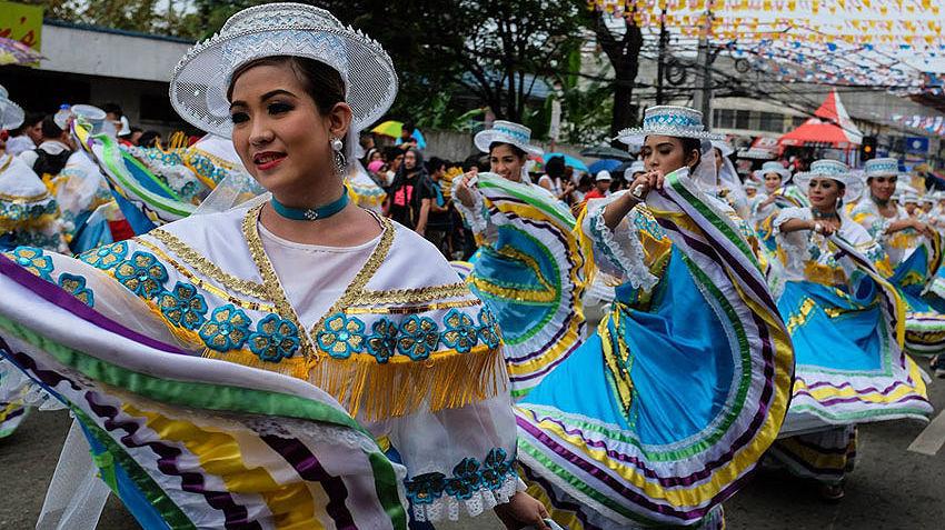 Sinulog, un festival historique et religieux unique aux Philippines