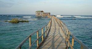 L'île de Camiguin aux Philippines