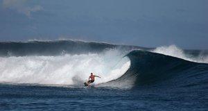 L'île de Siargao aux Philippines