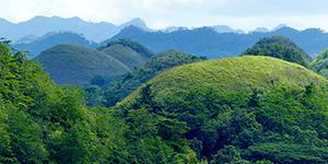 île de Bohol - Philippines