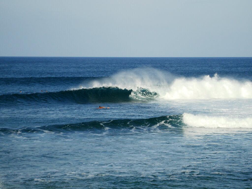 Spot de Surf Cloud 9.
