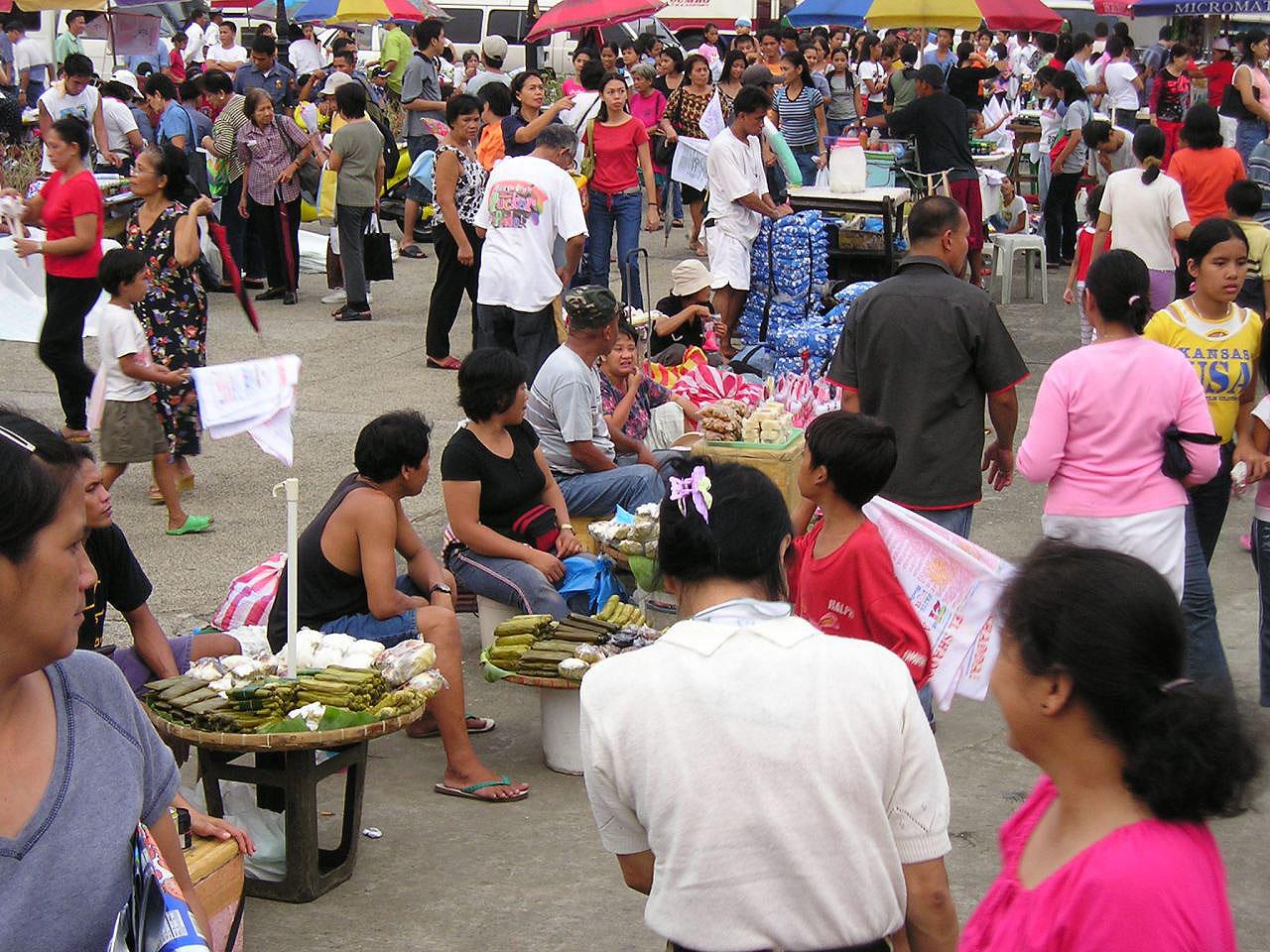 Population et vie locale aux Philippines